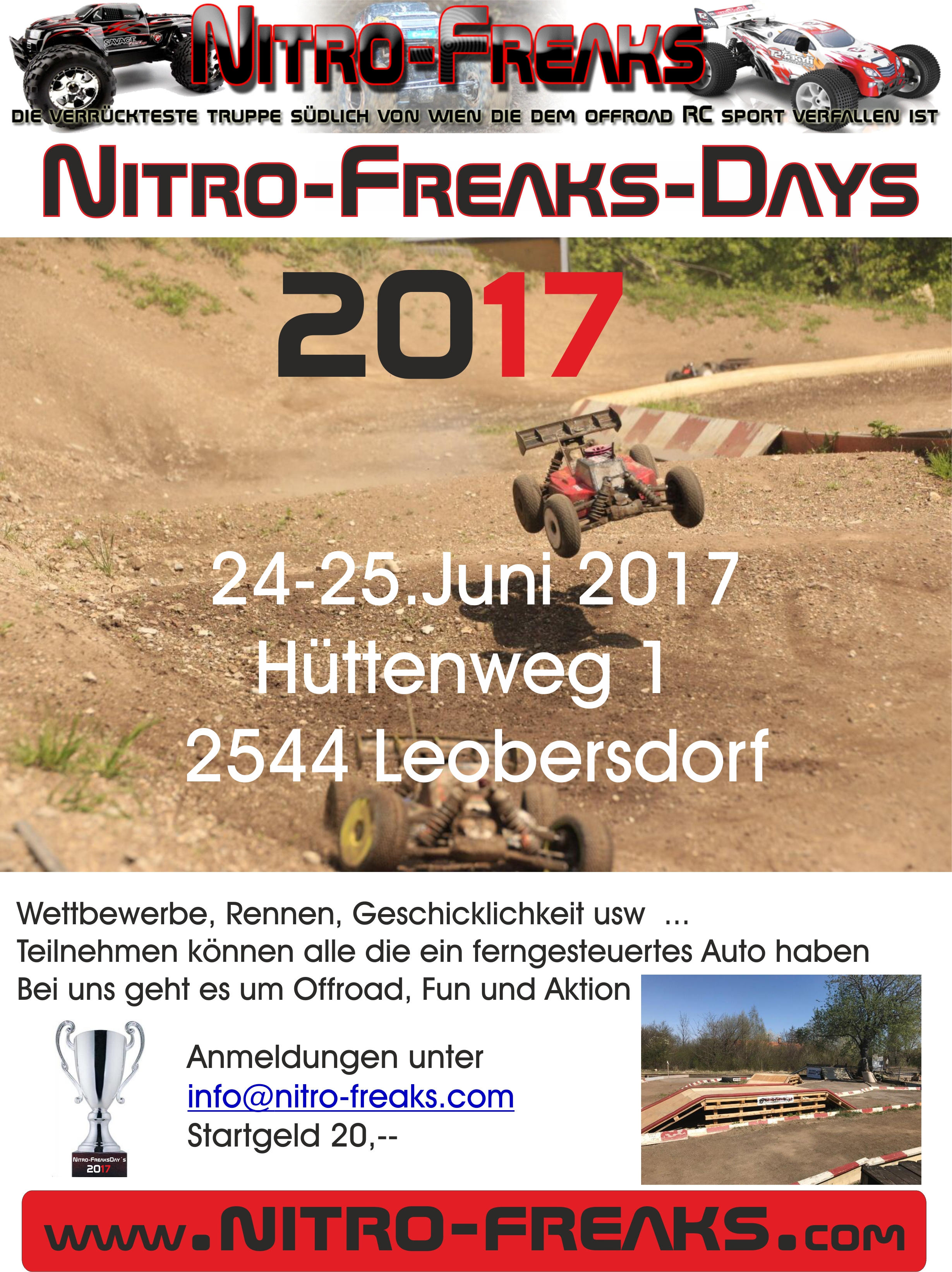 Nitro Freak days 2017